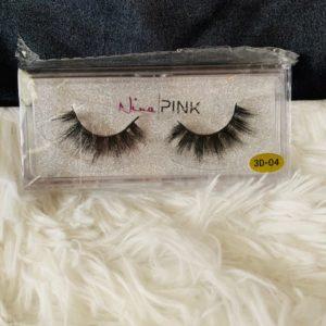 """""""Nikki"""" 3D Mink Lashes"""