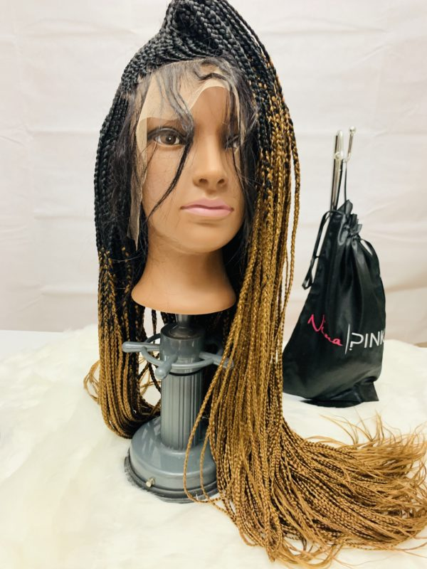 Braided Wig Carmen